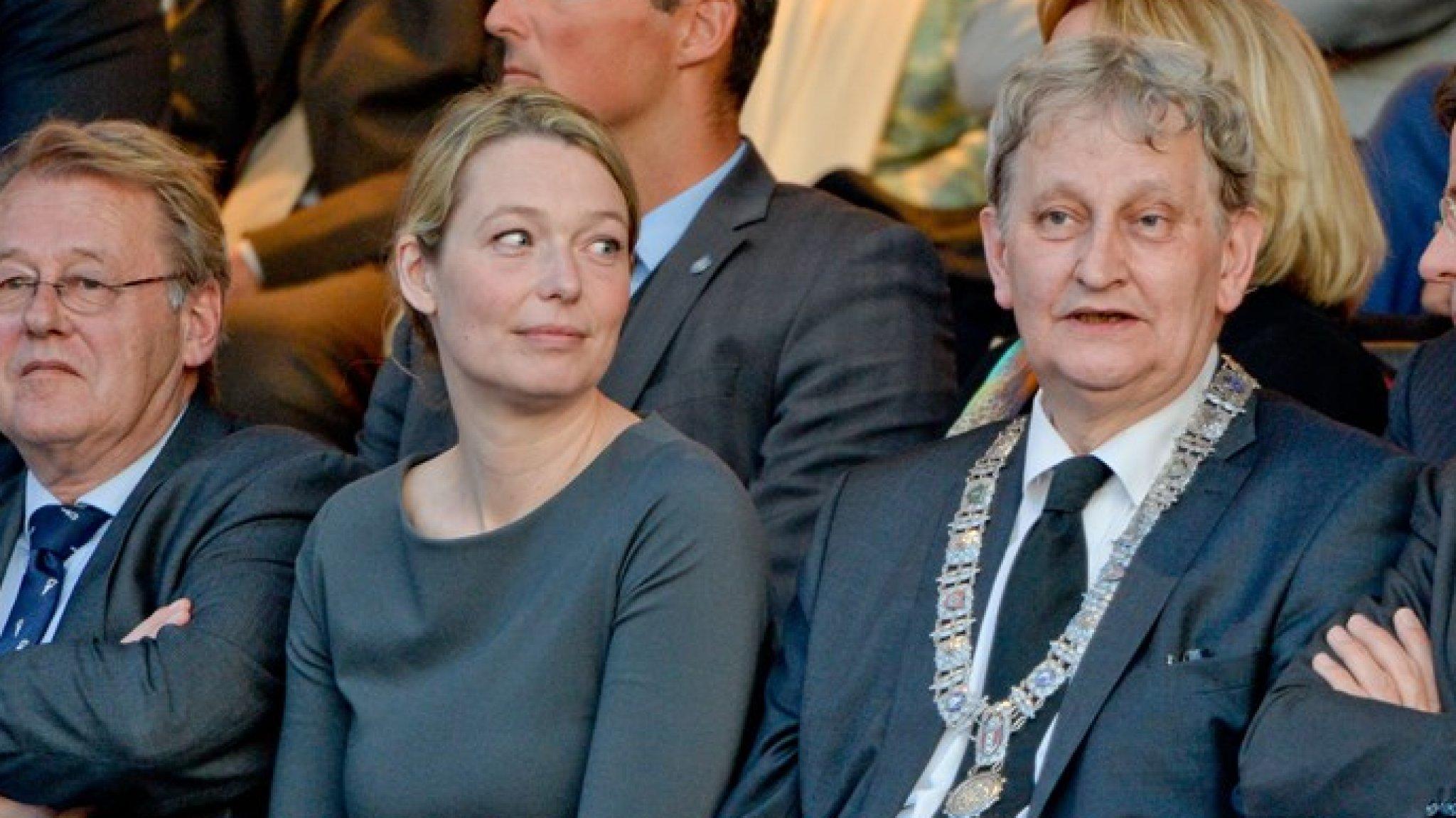 Vrouw Eberhard van der Laan open over verlies | RTL Nieuws