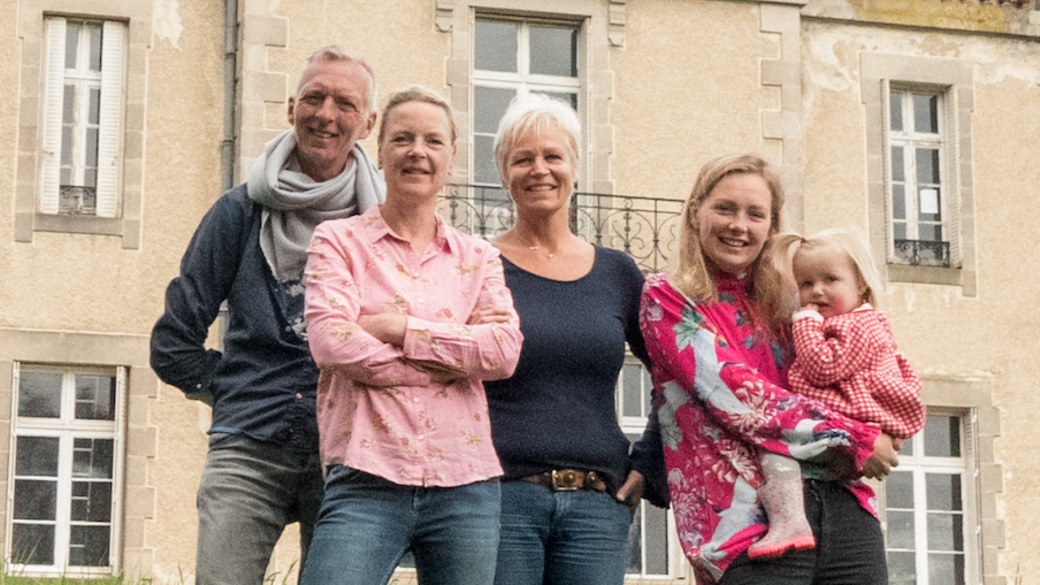 Chateau Meiland Breekt In Tweeën: Caroline Terug In