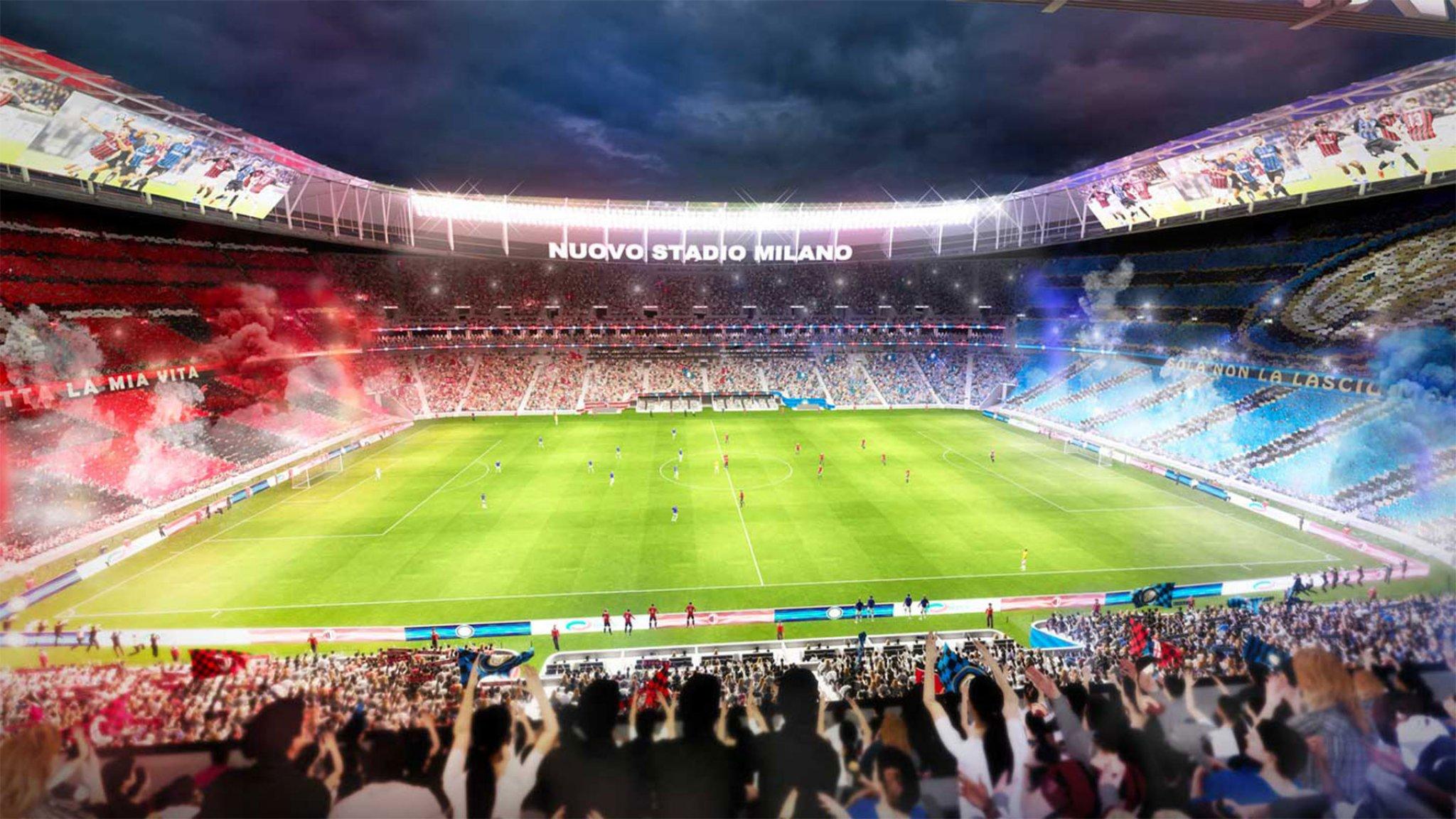 Ac Milan Neues Stadion