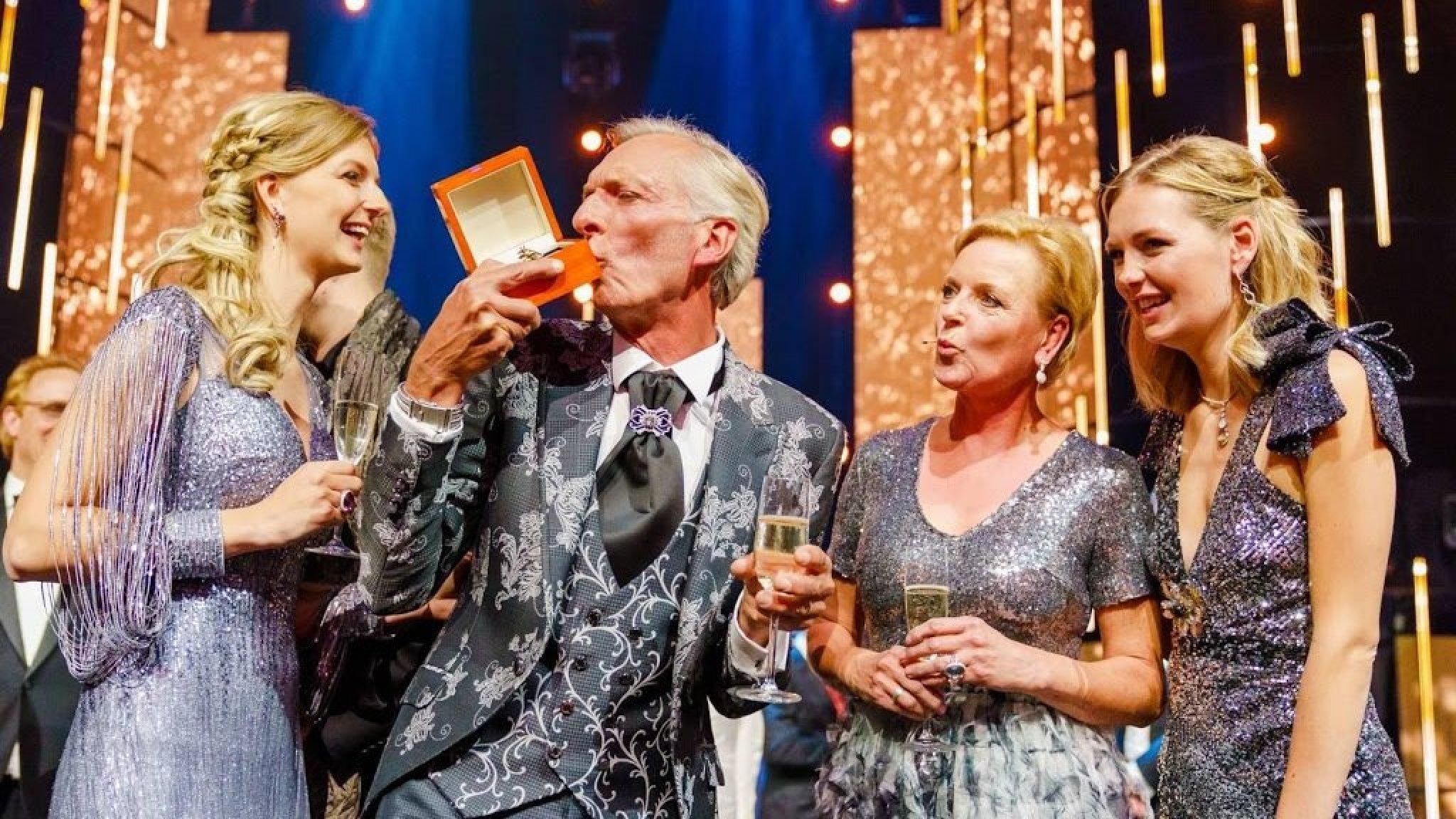 Martien Meiland: Van Ik Vertrek Tot Gouden Televizier-Ring