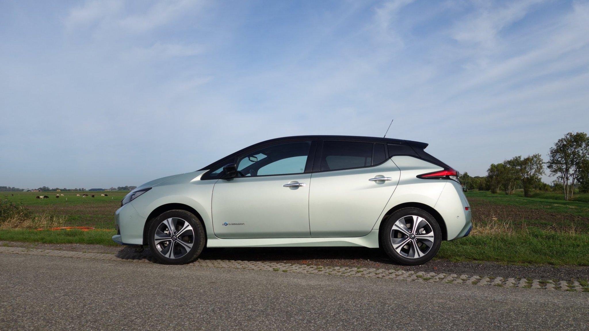 Duurtest Nissan Leaf e+: de conclusie