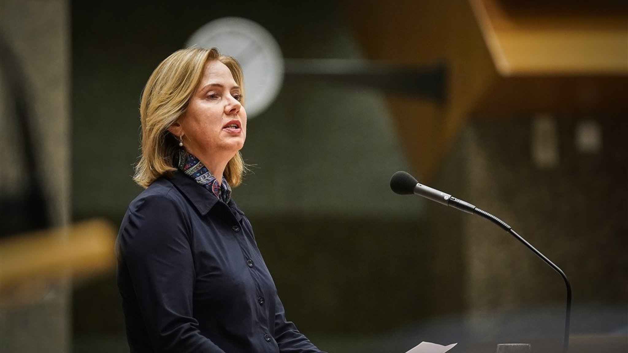 Minister Cora Van Nieuwenhuizen In Tranen Excuses Voor Fouten Rond Stint Rtl Nieuws