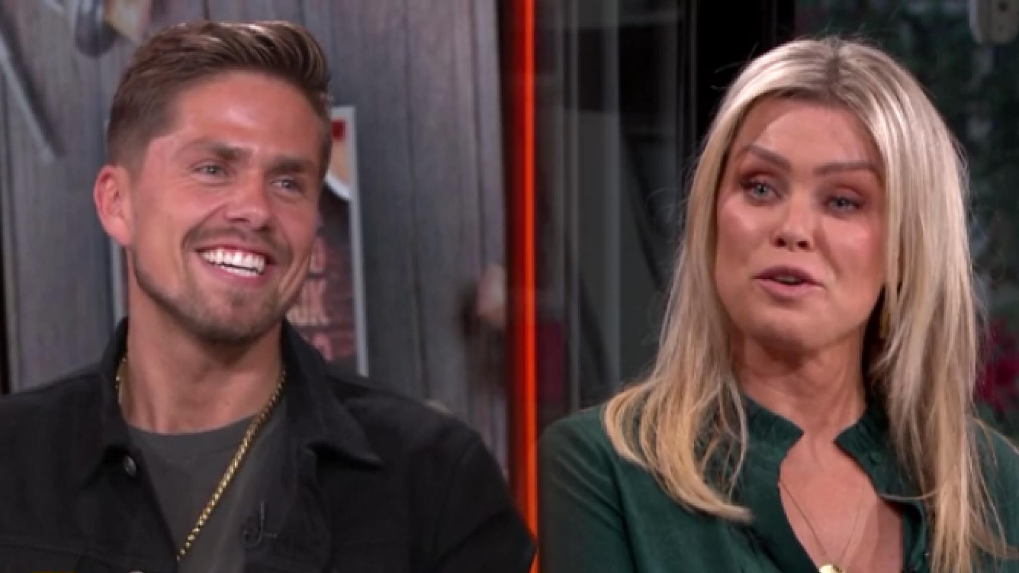 Bridget Maasland: 'André en ik hebben pas een week contact' - RTL Nieuws