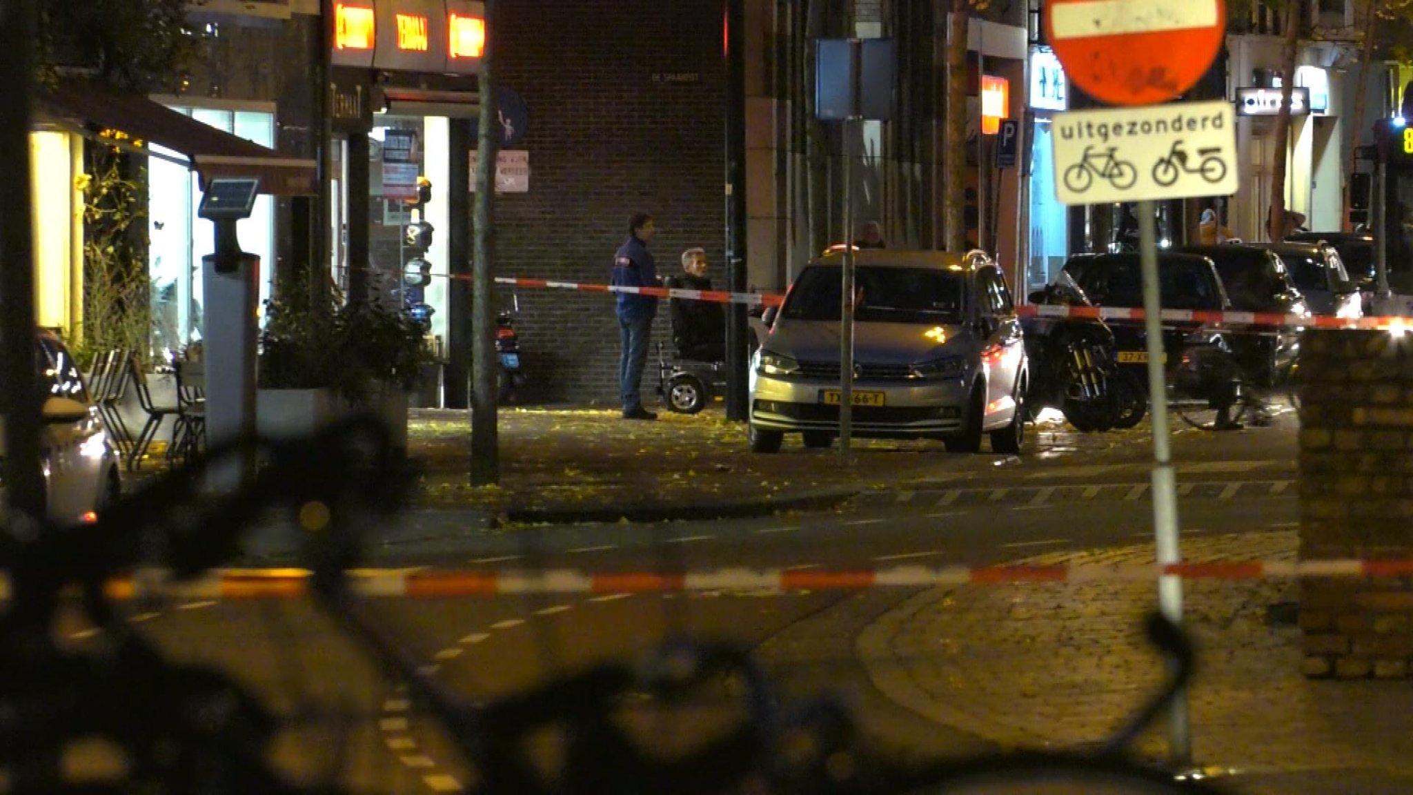 Straten in centrum Nijmegen afgesloten, melding van persoon met vuurwapen - RTL Nieuws