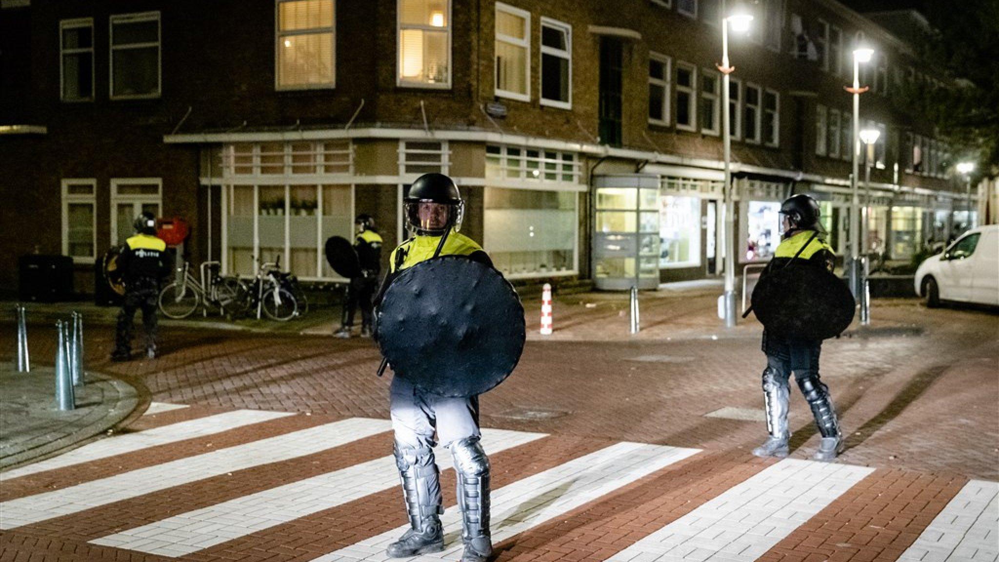 Inwoner Den Haag over rellende jeugd: 'Ben bang dat dit gaat escaleren'