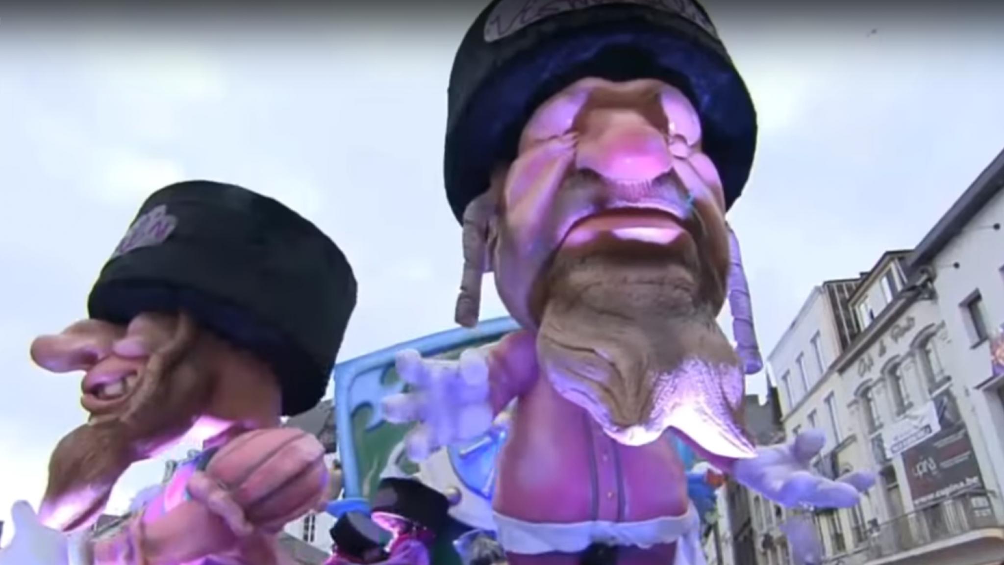 Israël eist verbod op carnaval in Aalst: 'België moet zich schamen'