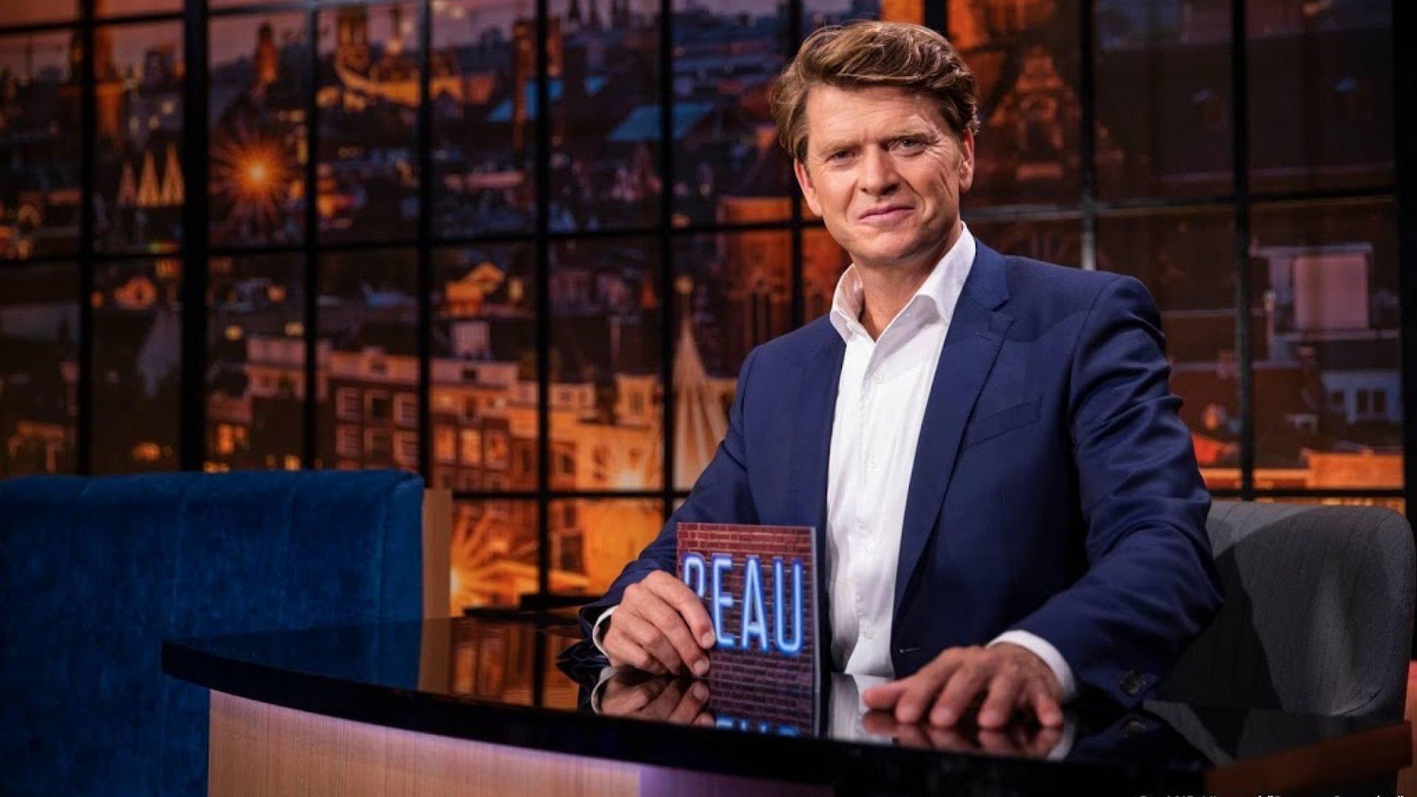 Beau geeft zekerheid over toekomst talkshow | RTL Nieuws