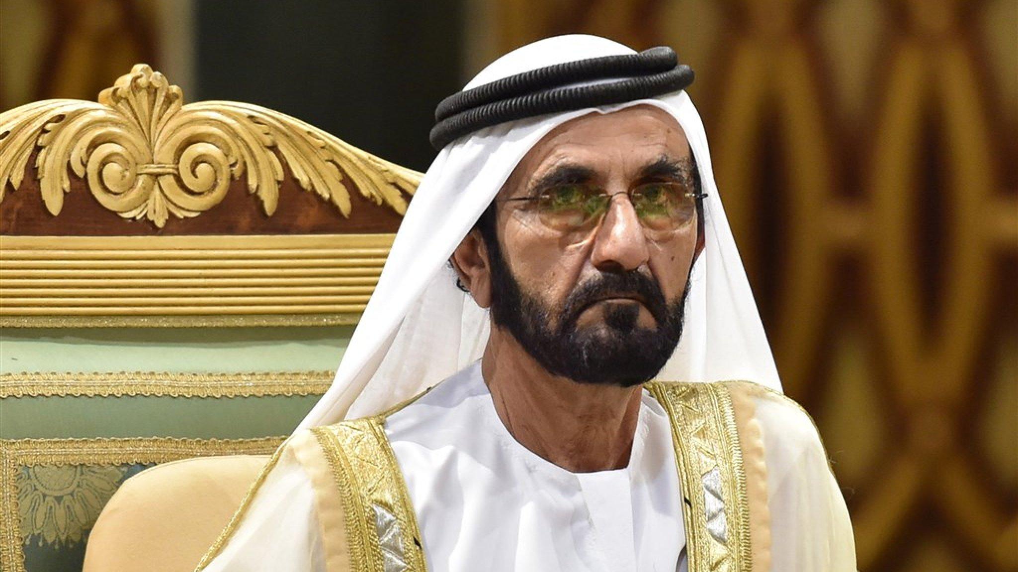 Sjeik van Dubai liet zijn dochters ontvoeren en dreigde met pistool op kussen