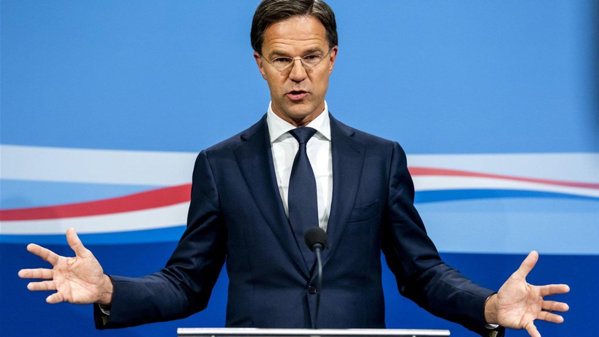Premier Rutte Over Corona-aanpak Op Wekelijkse