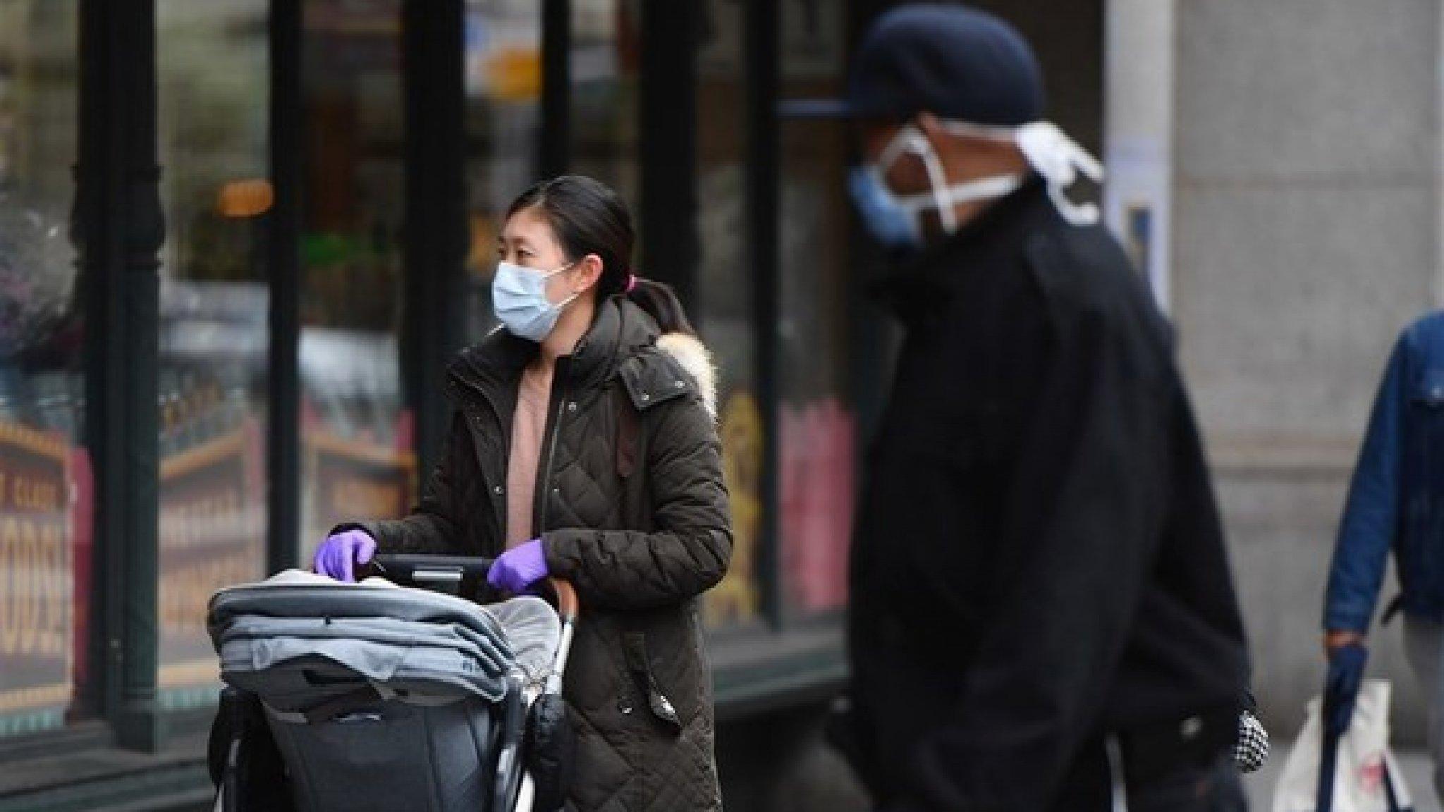Amerikanen geadviseerd mondmaskers te dragen op straat