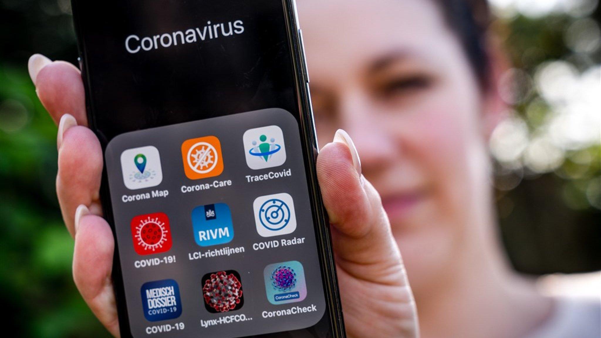 Overheid maakt nieuwe corona-app, eind mei eerste test | RTL Nieuws