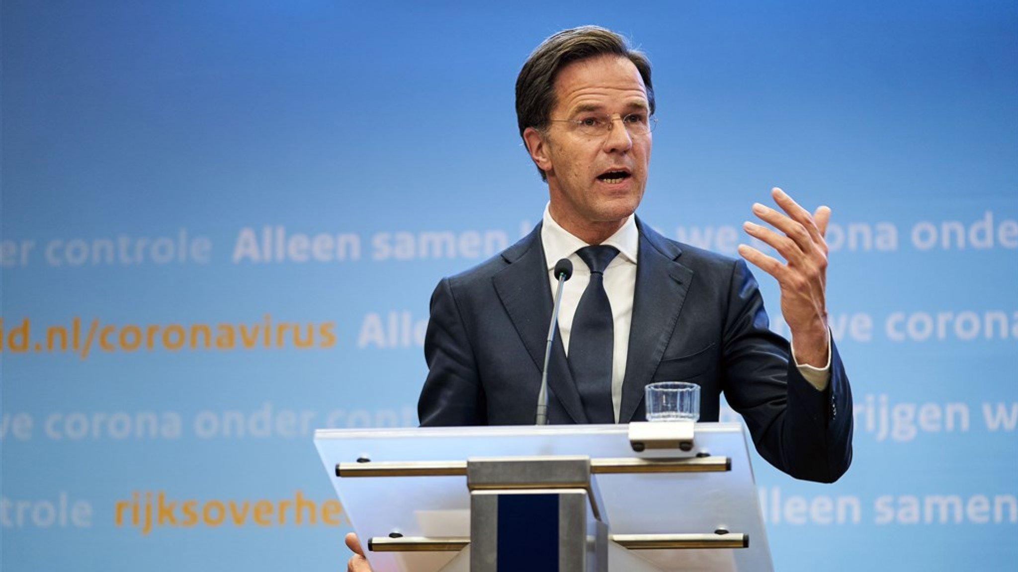 'Persconferentie Rutte Te Moeilijk Voor Laaggeletterden