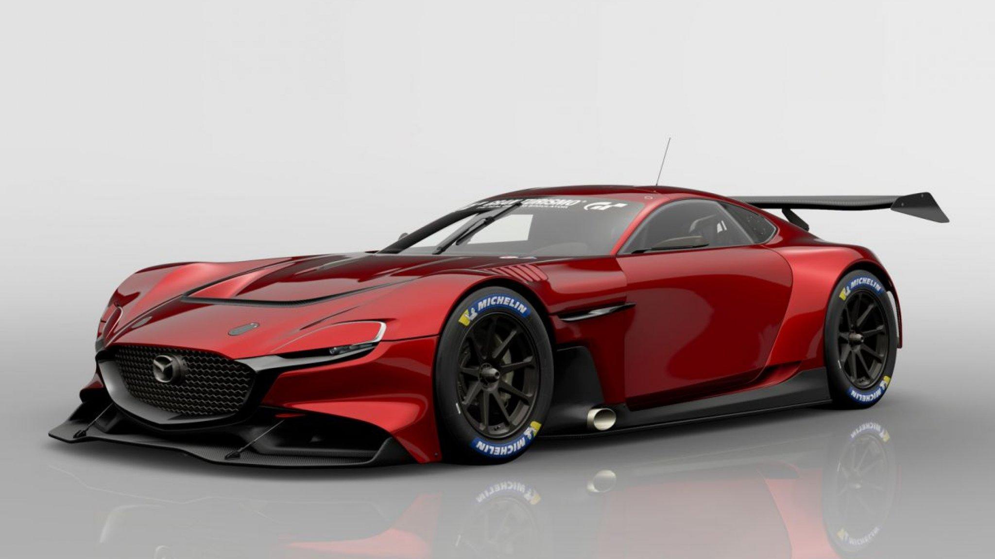 Kelebihan Kekurangan Mazda Rx Vision Top Model Tahun Ini