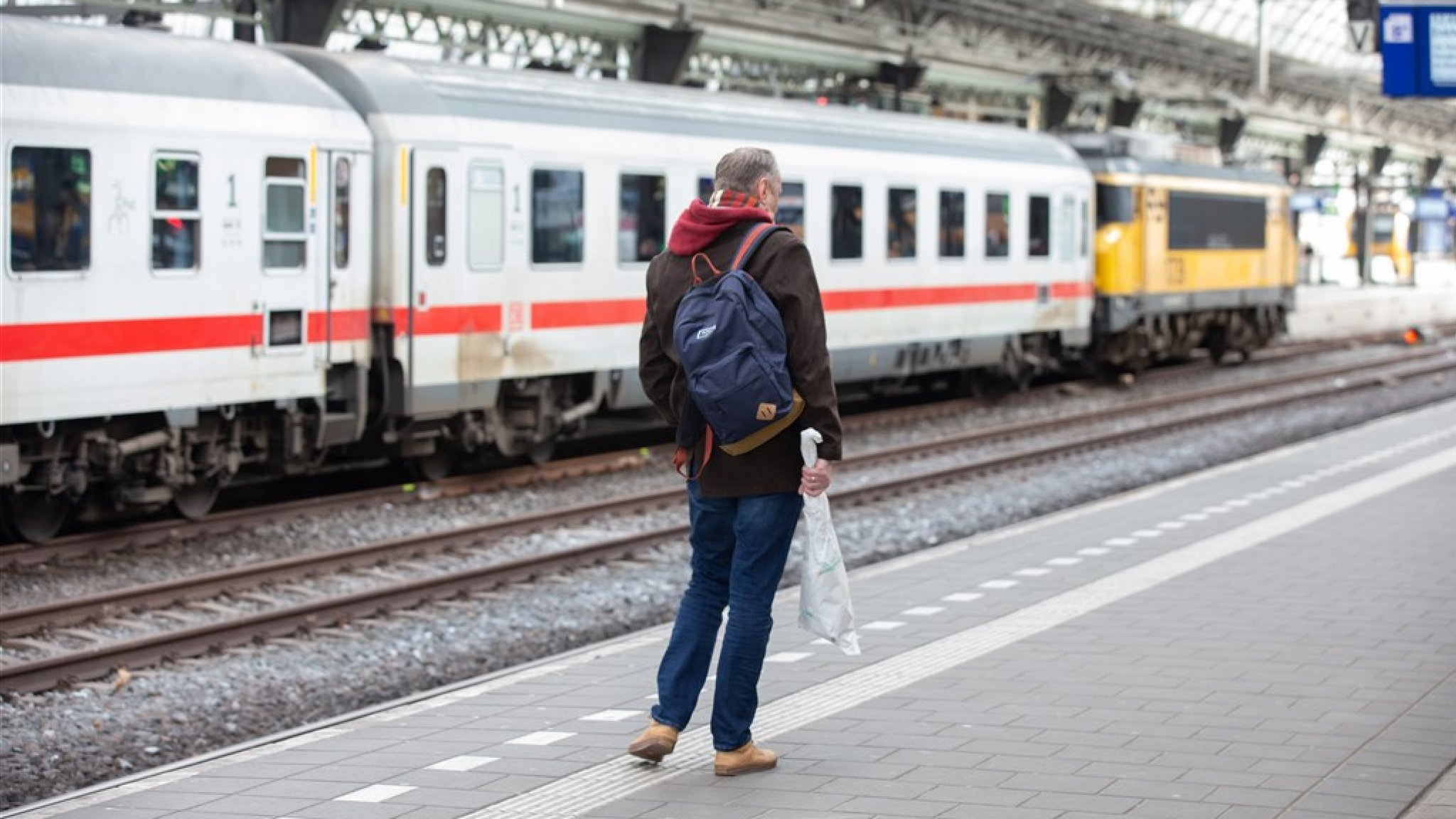 treinreizen internationaal