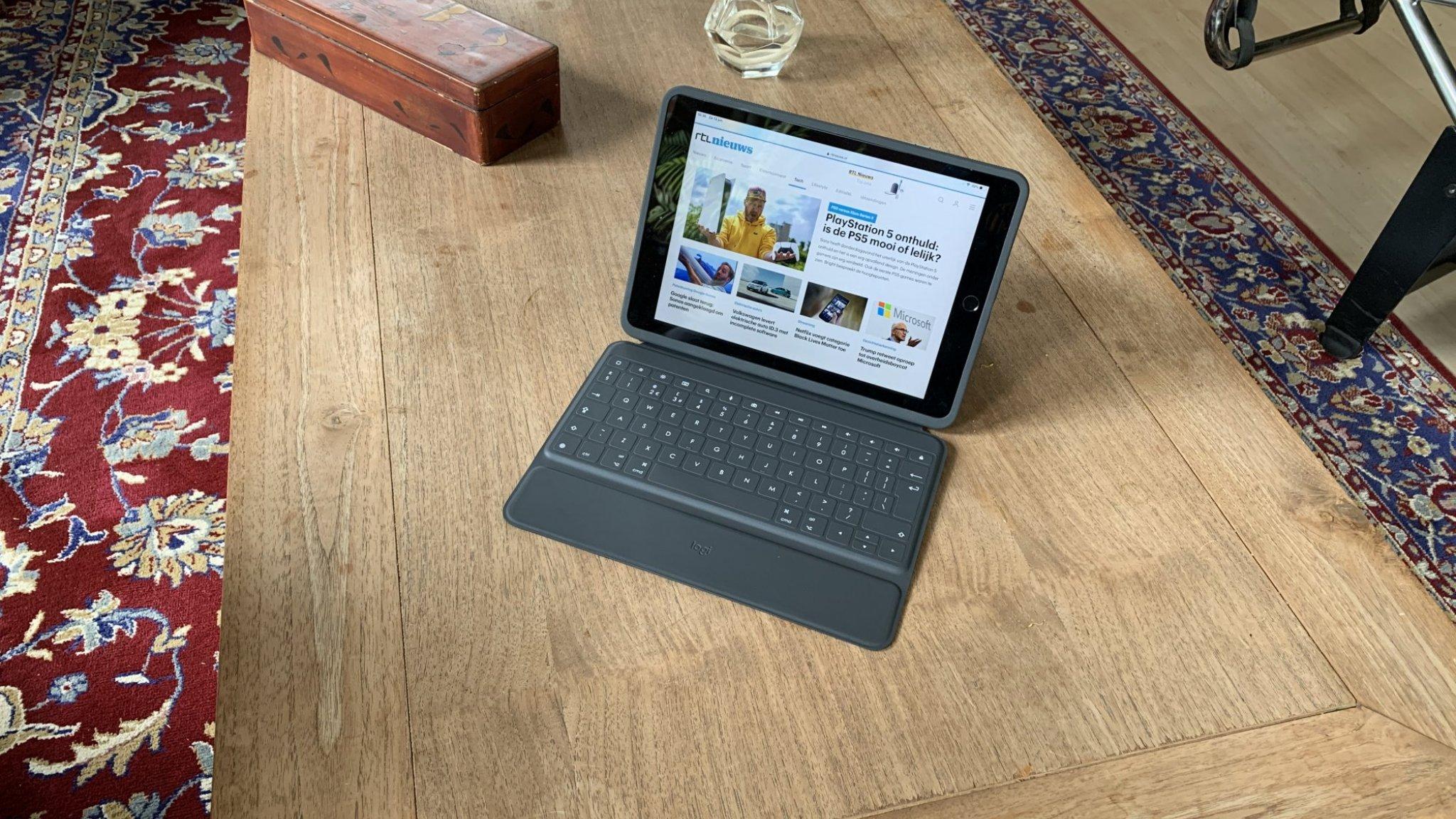 Review: slimme toetsenborden voor de iPad | RTL Nieuws