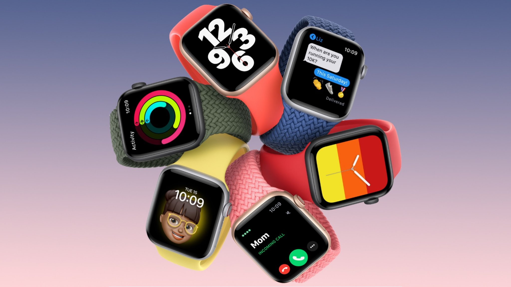 'Apple Watch vergroot voorsprong op markt voor slimme horloges' - RTL Nieuws