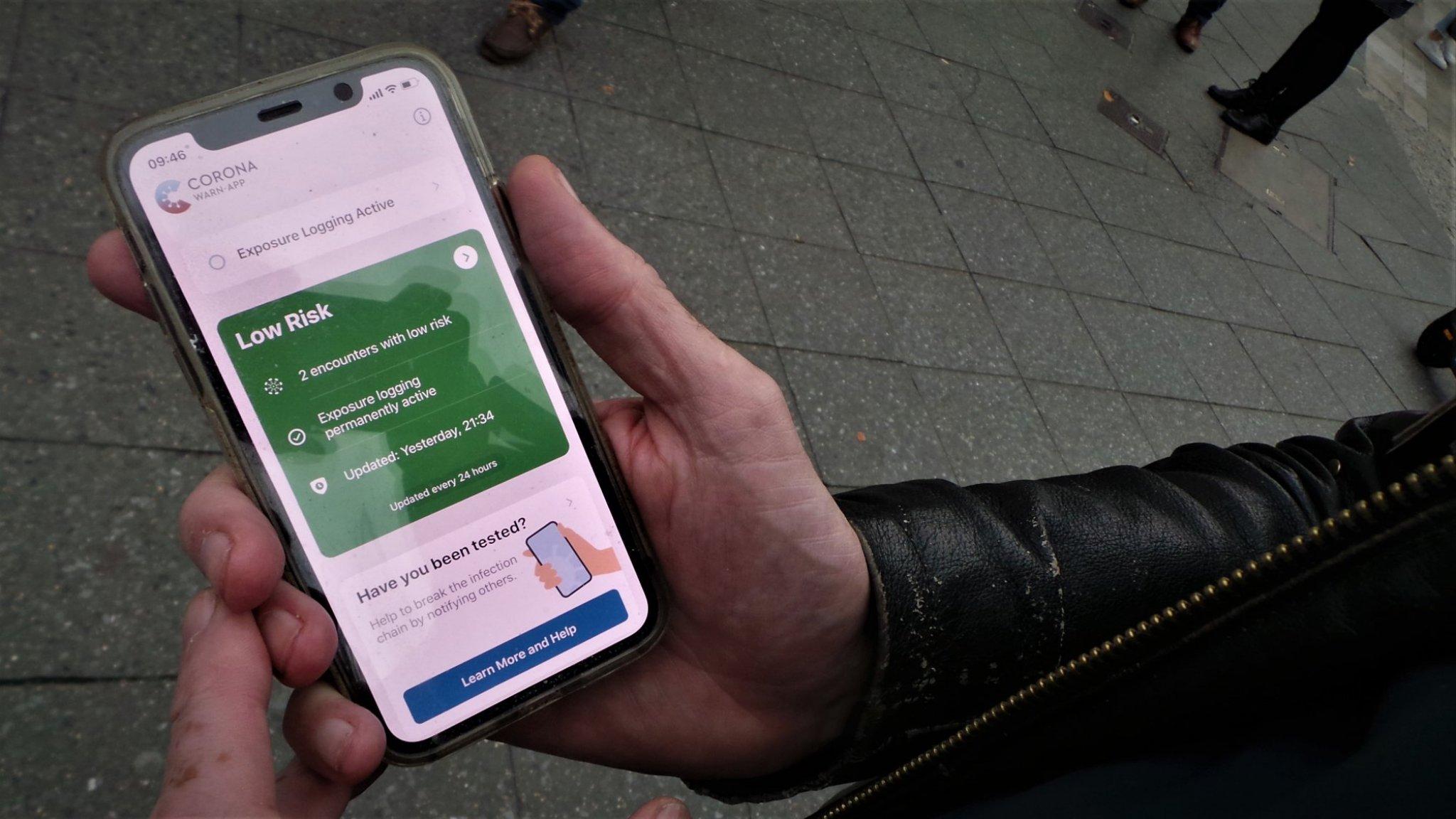Duitse Corona App Laagdrempelig Vrijwilligheid Is Nadeel Rtl Nieuws