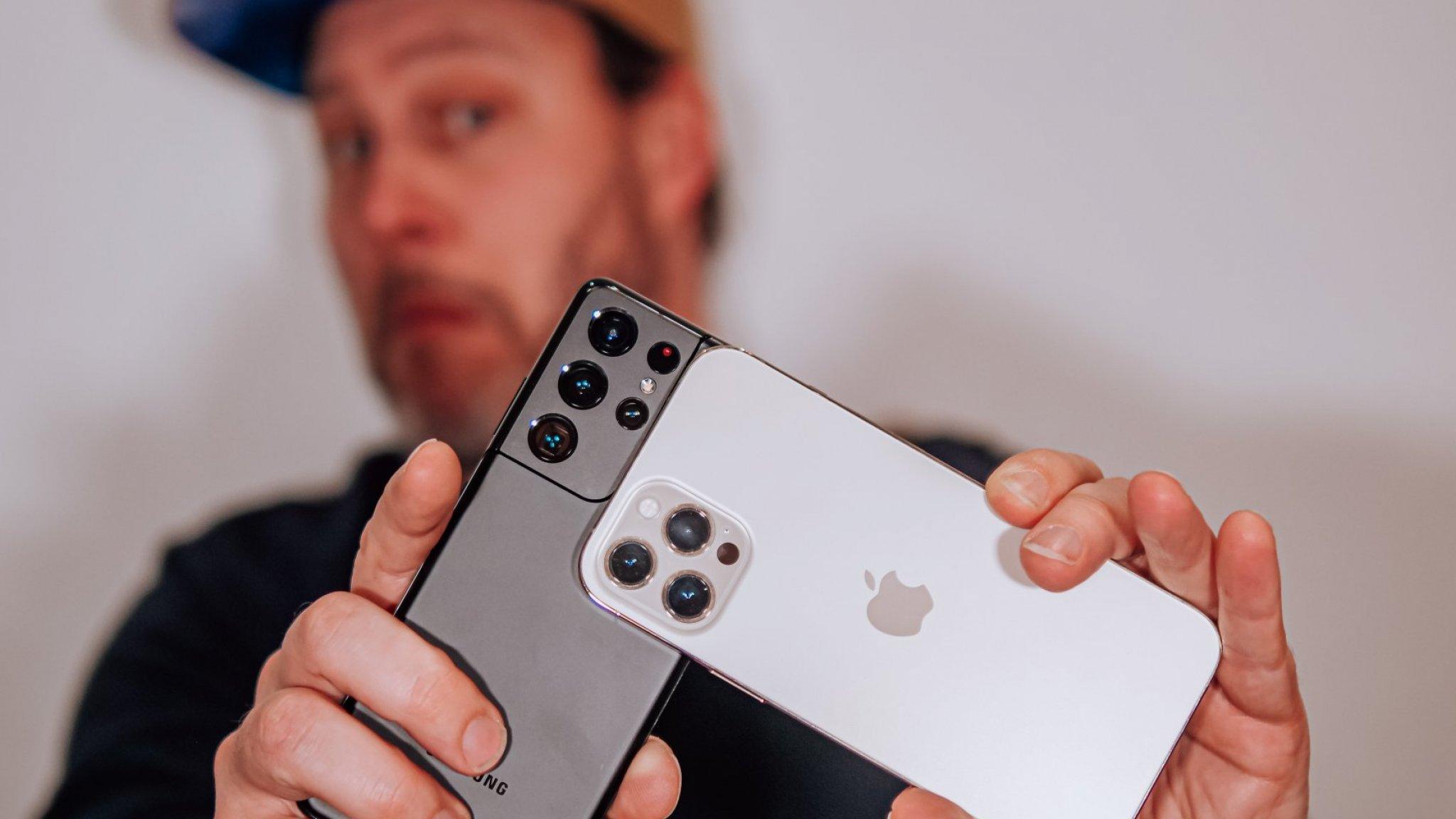Test: welke smartphone heeft de beste camera's? - RTL Nieuws