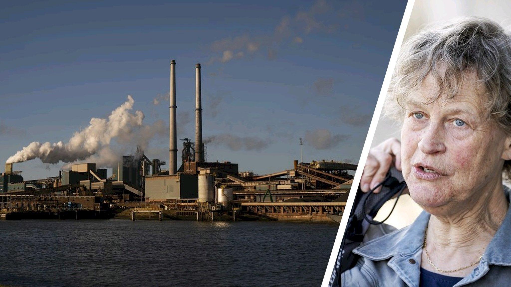 Omwonenden klagen Tata Steel aan: 'Fabriek dumpt gewetenloos' - RTL Nieuws