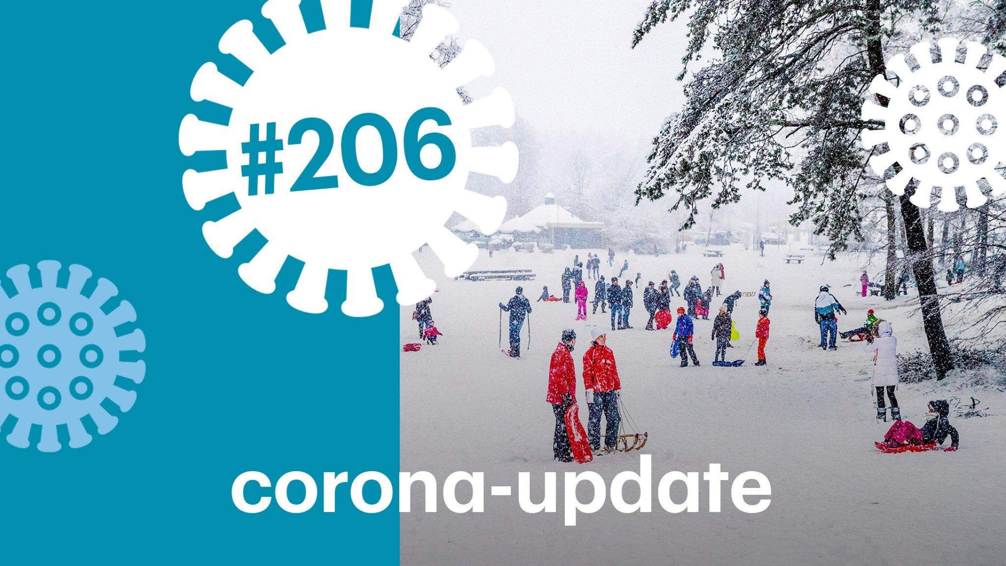 Welke invloed heeft het gure winterweer op het coronavirus? - RTL Nieuws