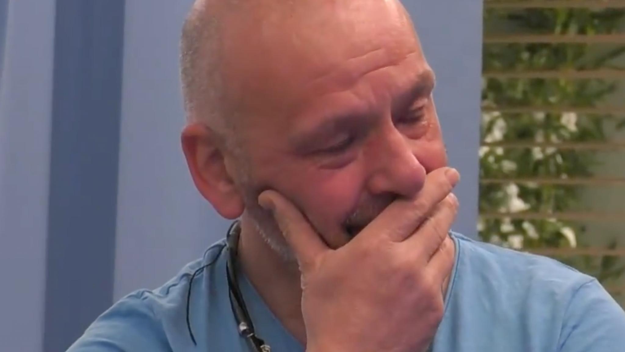 Groot nieuws zorgt voor tranen van geluk in villa Big Brother - RTL Nieuws