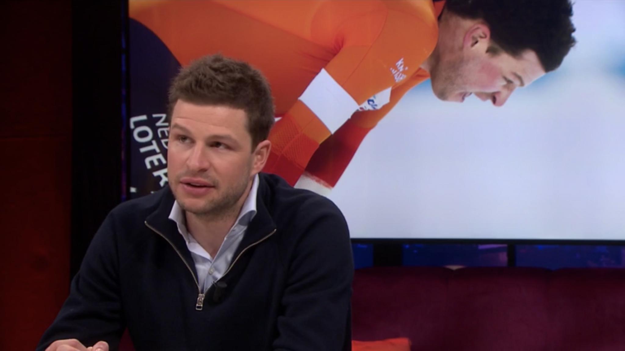 Sven Kramer over gammele rug tijdens WK: 'Nog één keer Olympische Spelen' - RTL Nieuws