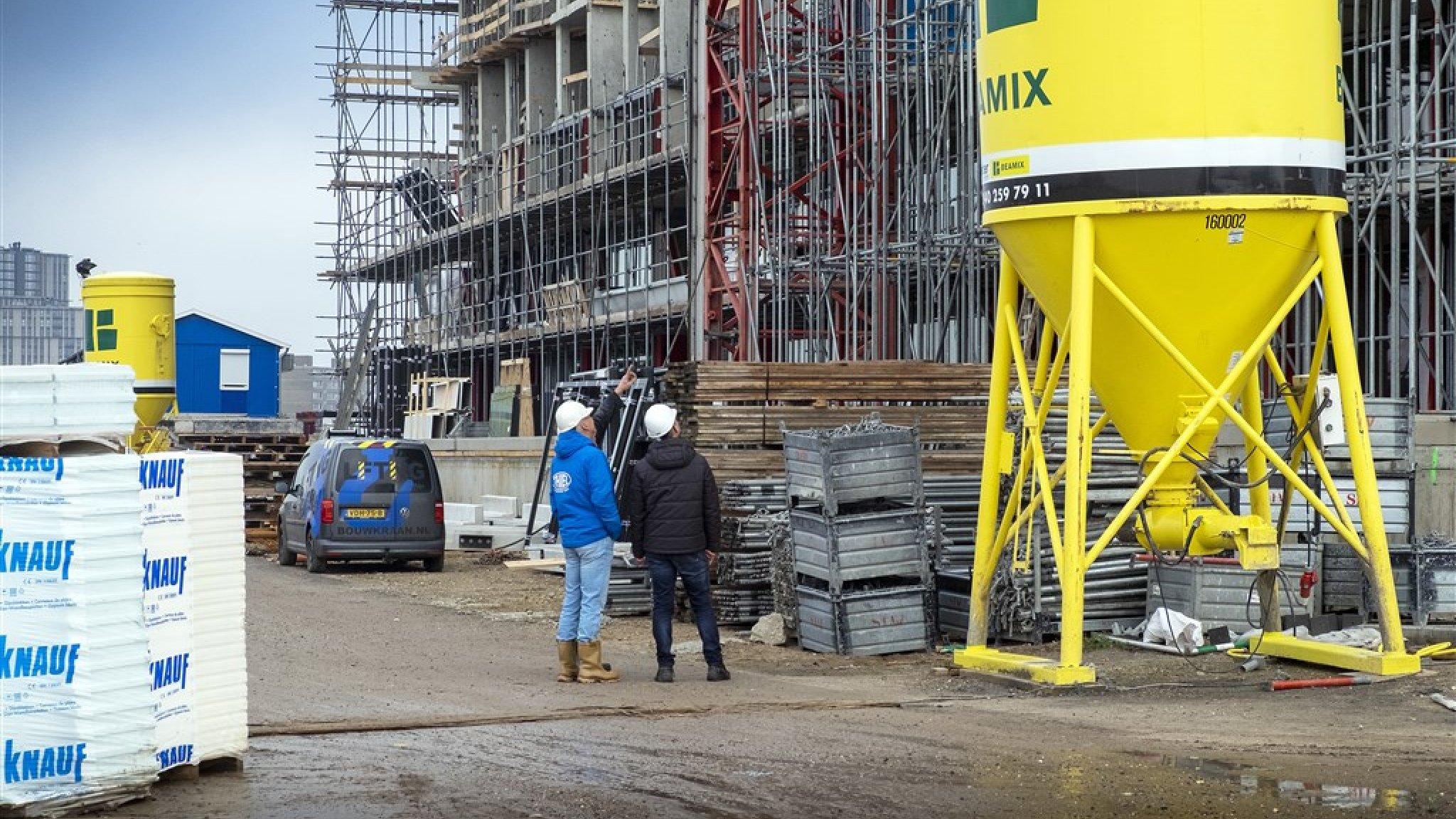 Opnieuw honderden miljoenen voor snelle bouw betaalbare huizen - RTL Nieuws