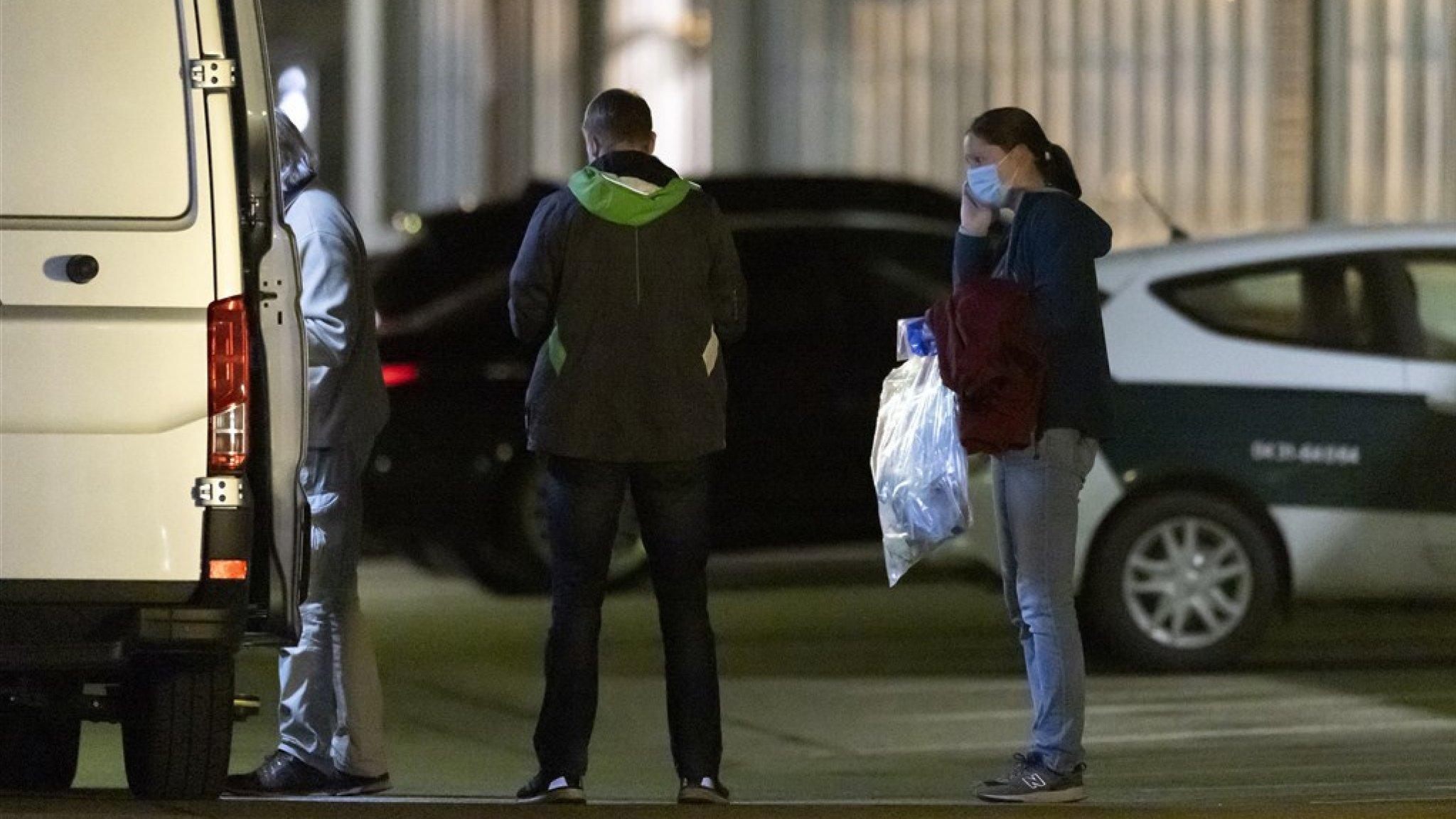 Aanhouding na reeks bombrieven in Duitsland - RTL Nieuws