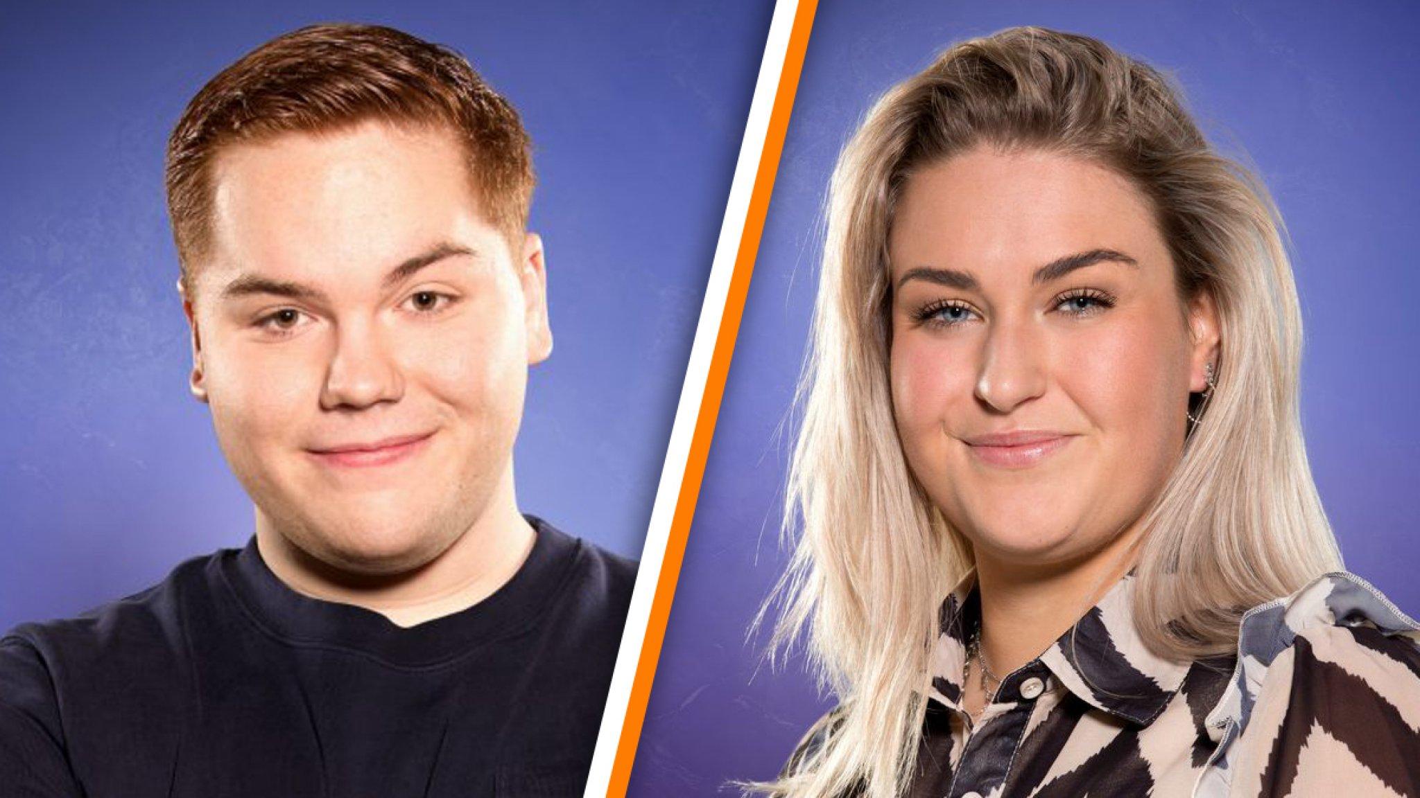 Jill en Matt uit Big Brother delen bed met elkaar na feestje - RTL Nieuws
