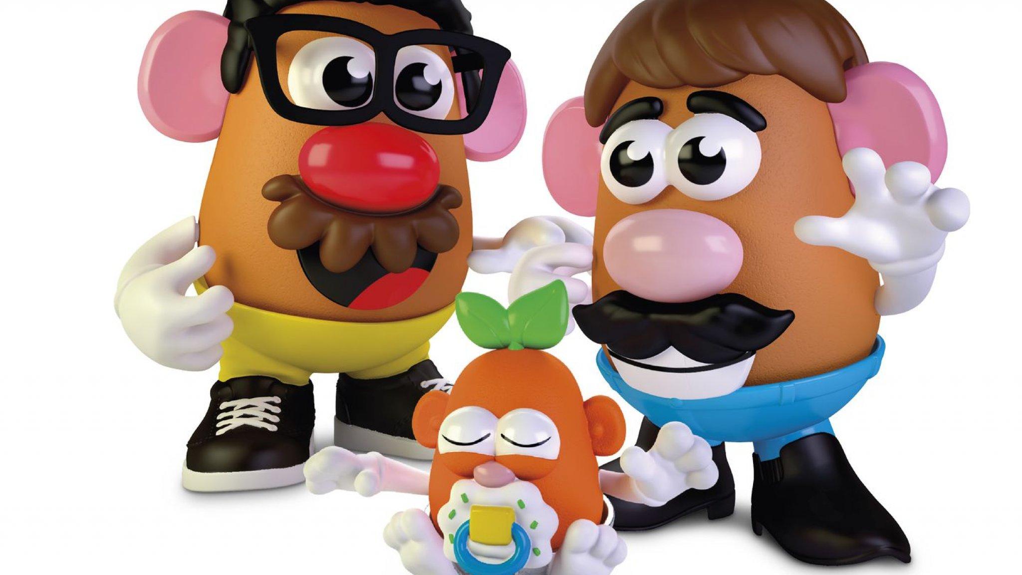 Mr. Potato Head wordt genderneutraal: 'Gaat vooral om verkoop' - RTL Nieuws