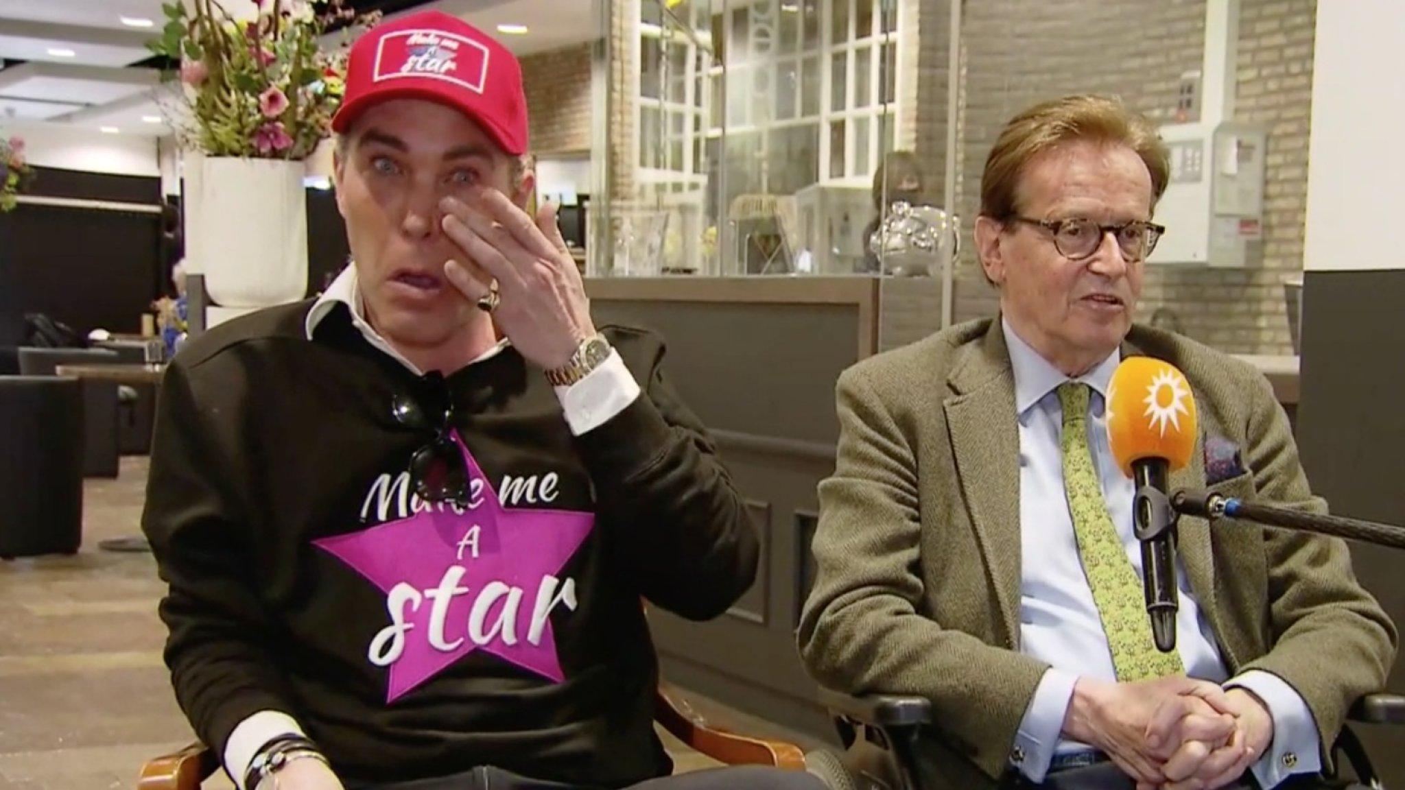Frank en Rogier emotioneel over scheiding 'tafel en bed' - RTL Nieuws
