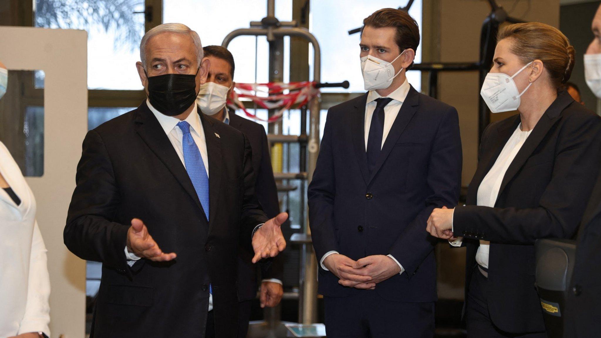 Denemarken en Oostenrijk gaan in zee met vaccinkampioen Israël - RTL Nieuws