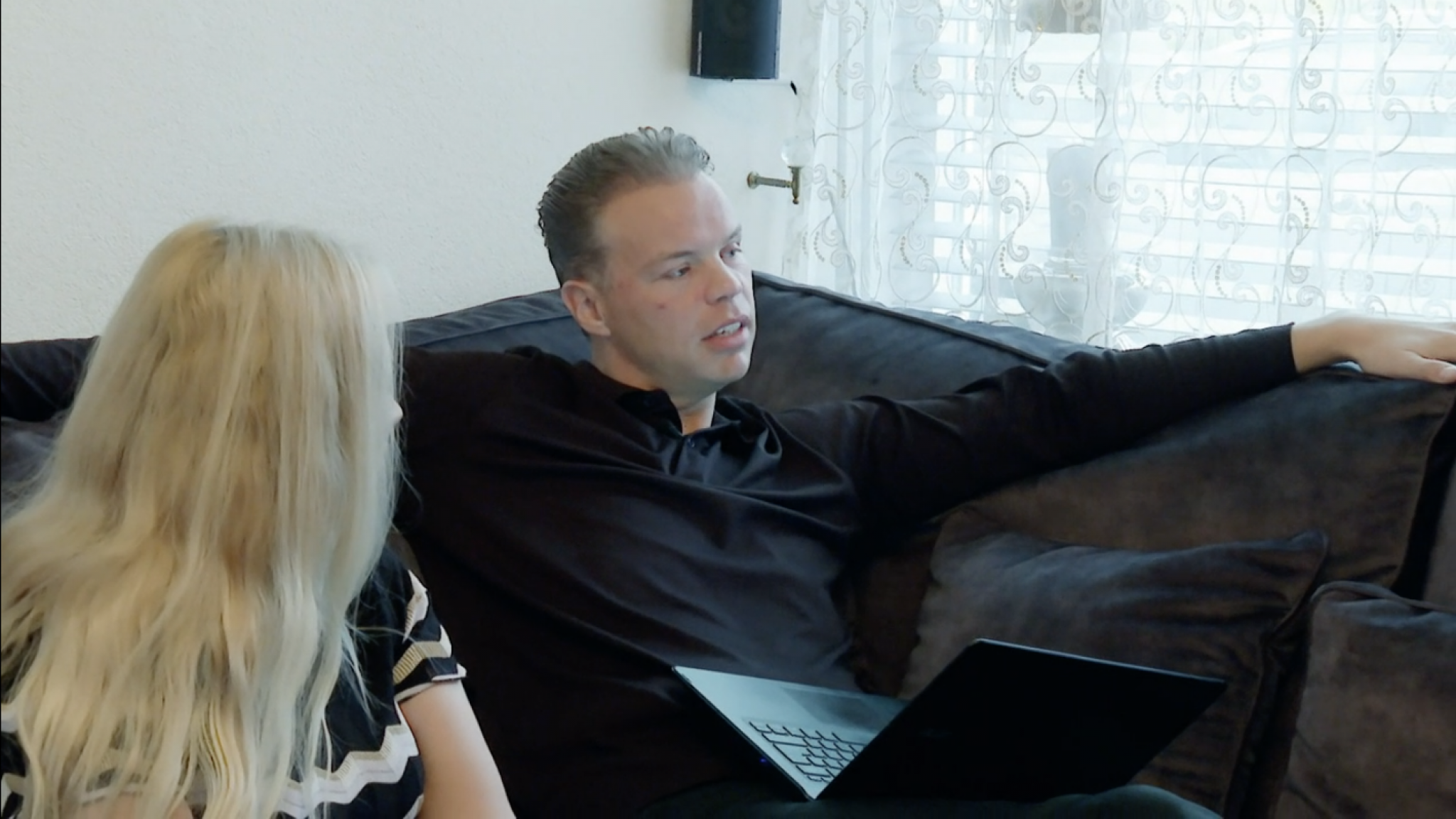 Kijkers zijn 'verwende gedrag' Dave in Ik geloof in mij spuugzat - RTL Nieuws