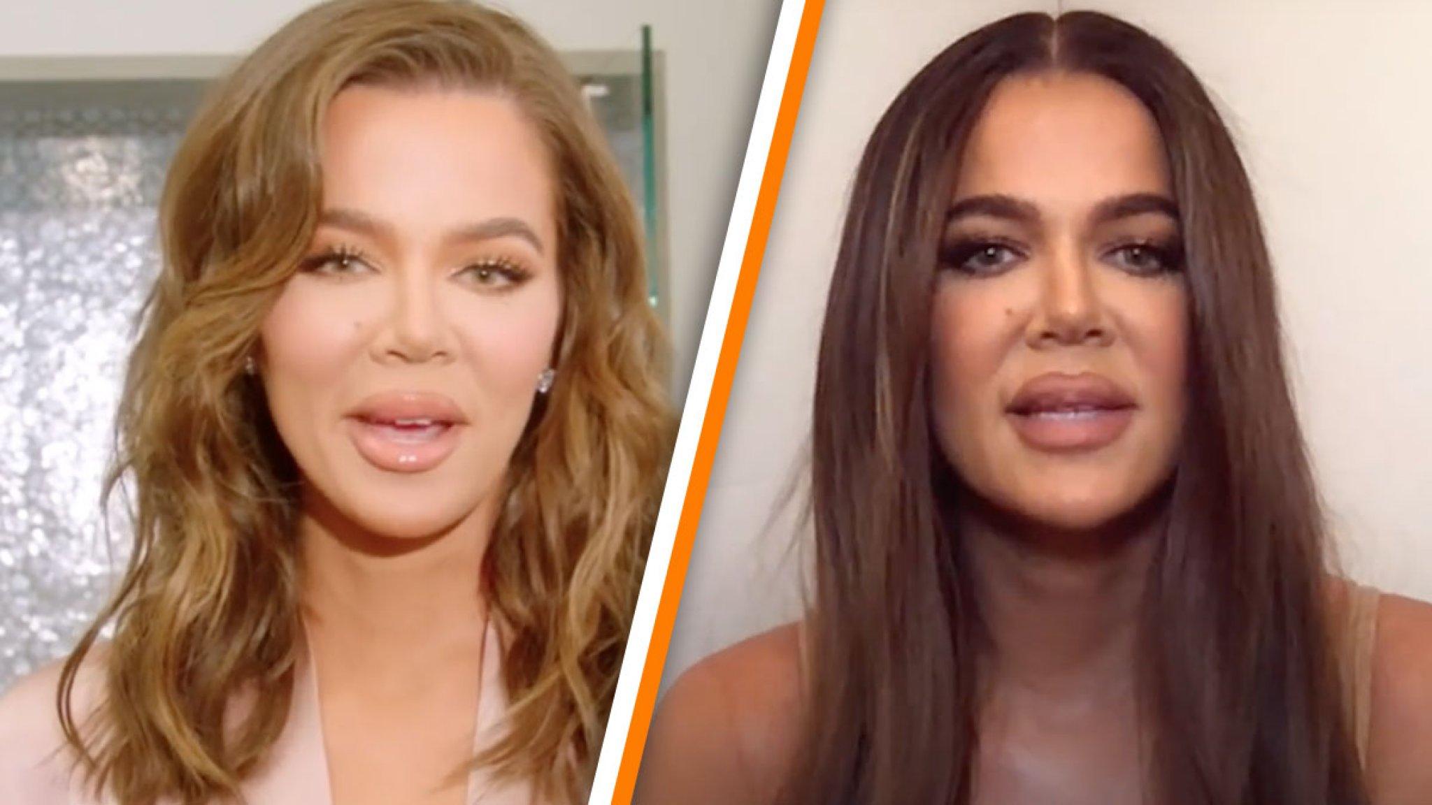 Fans raken niet uitgepraat over 'platgespoten' Khloé Kardashian - RTL Nieuws
