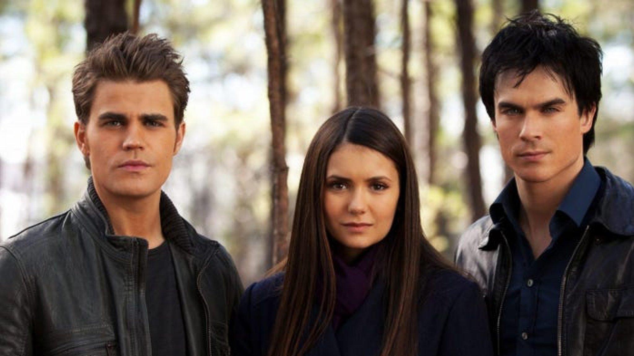 De tandjes! Netflix verwijdert álle seizoenen The Vampire Diaries - RTL Nieuws