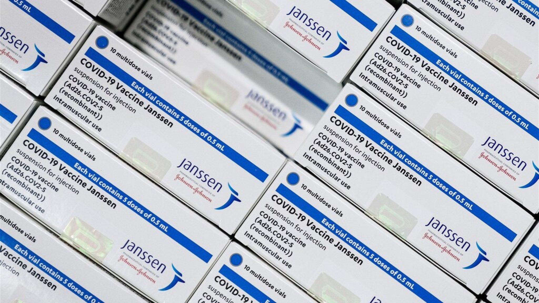 Oordeel EMA over coronavaccin Janssen komt dinsdag