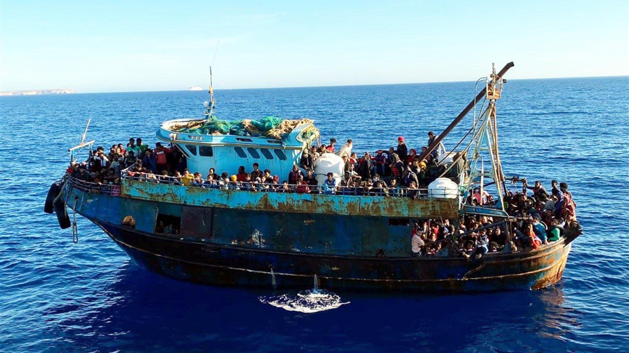 Toestroom migranten Zuid-Europese kusten: 'Weinig perspectief door corona'