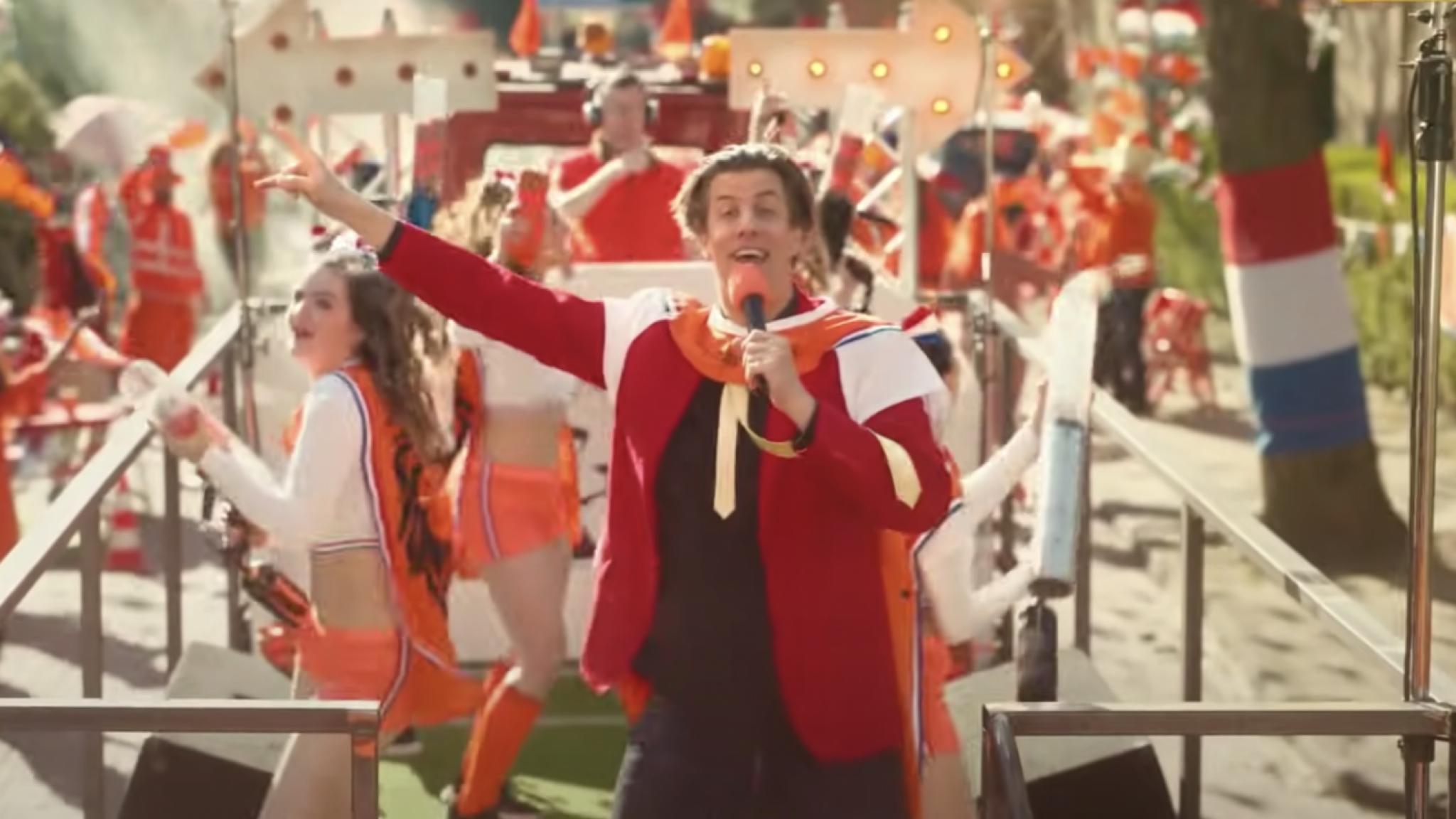 KNVB wil aangepaste Jumbo-reclame zonder Snollebollekes