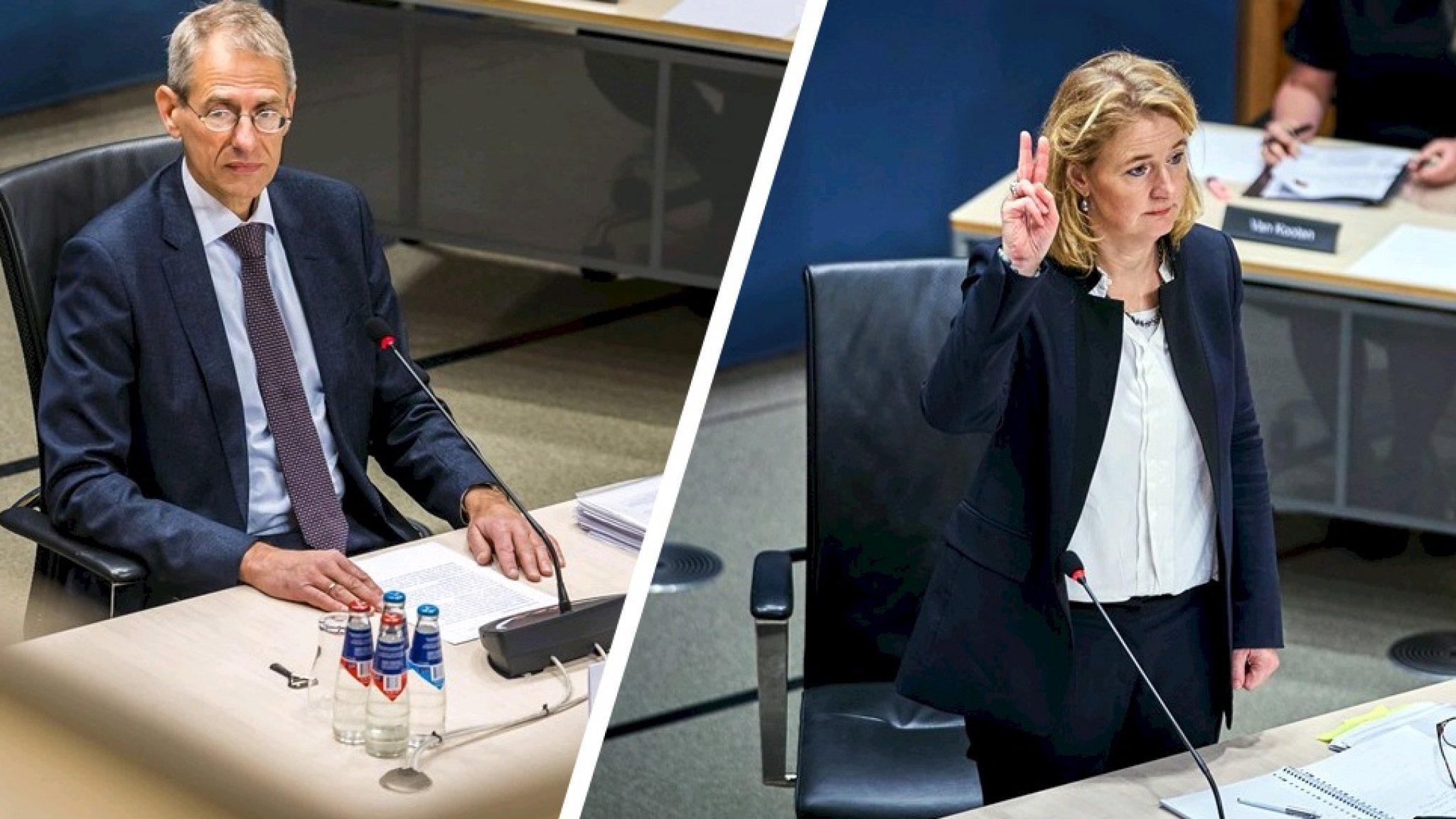 Topambtenaren verzwegen waarheid voor onderzoekscommissie toeslagenschandaal