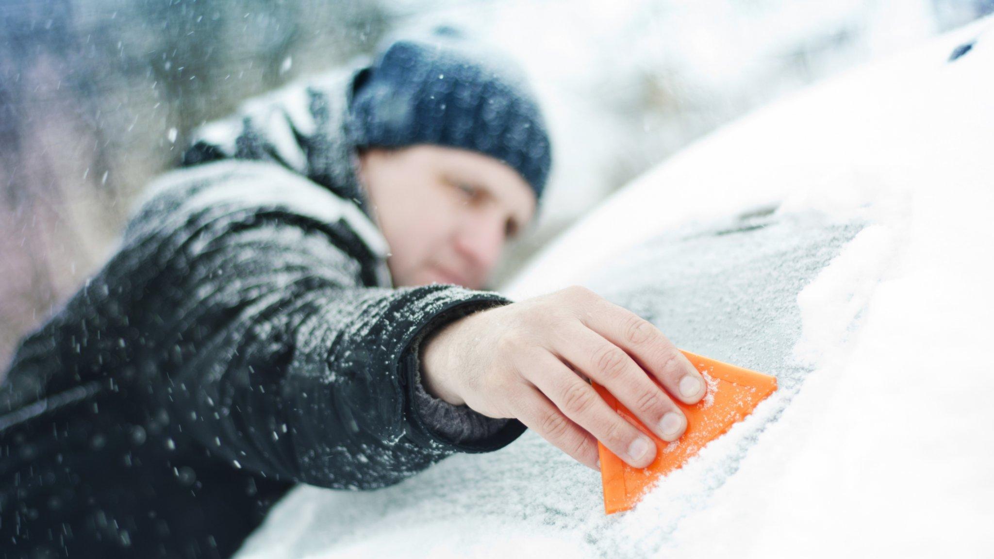 Hoe overleeft je auto het winterweer?   RTL Nieuws