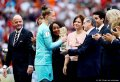 Van Veenendaal beste keepster van WK, Rapinoe beste speelster