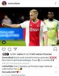Mitta Dijks strikes again: verdediger reageert briljant op Van de Beek
