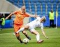 Op het nippertje: Oranje start WK met zege door goal in blessuretijd