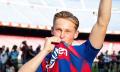 Frenkie de Jong krijgt 'ontgroening' bij FC Barcelona