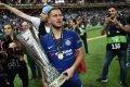 Hazard verkozen tot beste speler Europa League