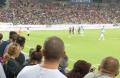 Cagliari-fans maken apengeluiden bij penalty Lukaku