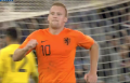De Wit verzilvert héérlijke aanval Jong Oranje met Lang en Stengs