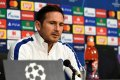Lampard: 'We zijn niet bang voor Ajax'