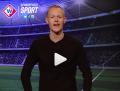 Beugelsdijk maakt 'debuut' als sportpresentator met versprekingen