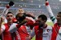 Feyenoord plaatst zich voor halve finale na bijzondere wedstrijd